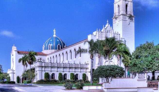 Immaculata Church USD San Diego