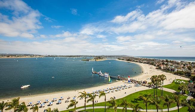 Mission Bay San Diego CA