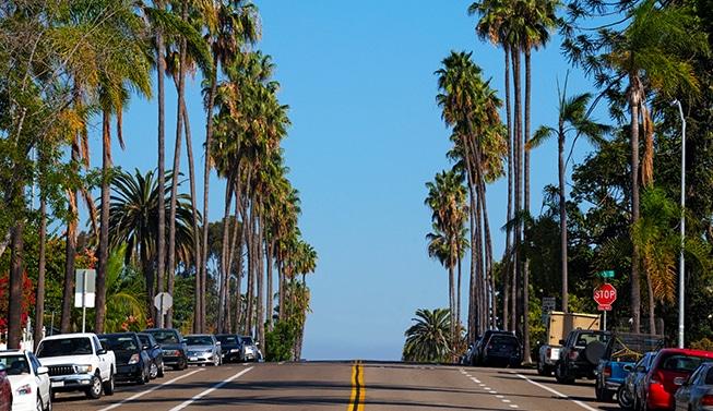 Laurel Street Hillcrest San Diego
